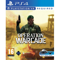 Žaidimas Operation Warcade VR PS4  - 1