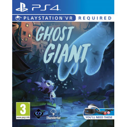 Žaidimas Ghost Giant PS4 VR