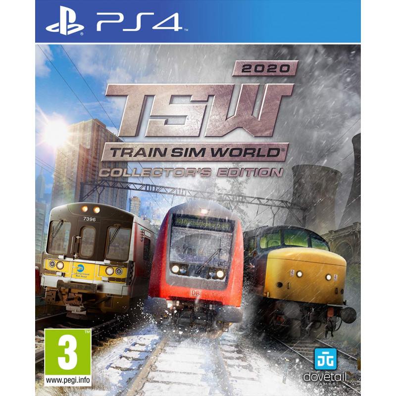 Žaidimas Train Sim World 2020: Collector's Edition PS4  - 1