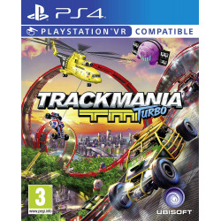 Žaidimas Trackmania Turbo VR PS4  - 1