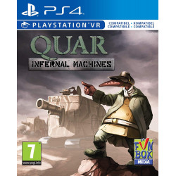Žaidimas Quar: Infernal Machines PS4  - 1