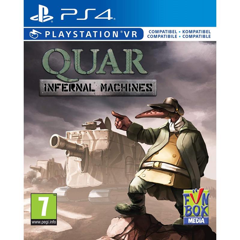 Žaidimas Quar: Infernal Machines PS4  - 1