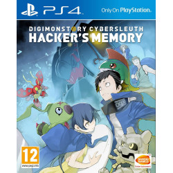 Žaidimas Digimon Story CyberSleuth Hacker's Memory PS4