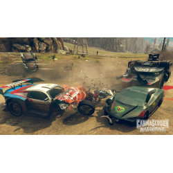 Žaidimas Carmageddon - Max Damage PS4