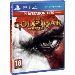Žaidimas God of War III Remastered PS4  - 1