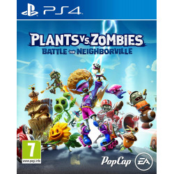 Žaidimas Plants Vs Zombies: Battle For Neighborville PS4