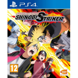 Žaidimas Naruto to Boruto: Shinobi Striker PS4  - 1