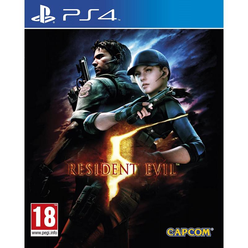 Žaidimas Resident Evil 5 PS4  - 1