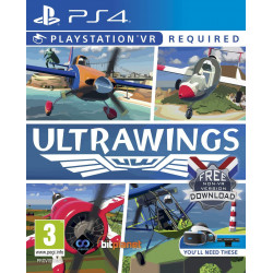 Žaidimas Ultrawings VR PS4
