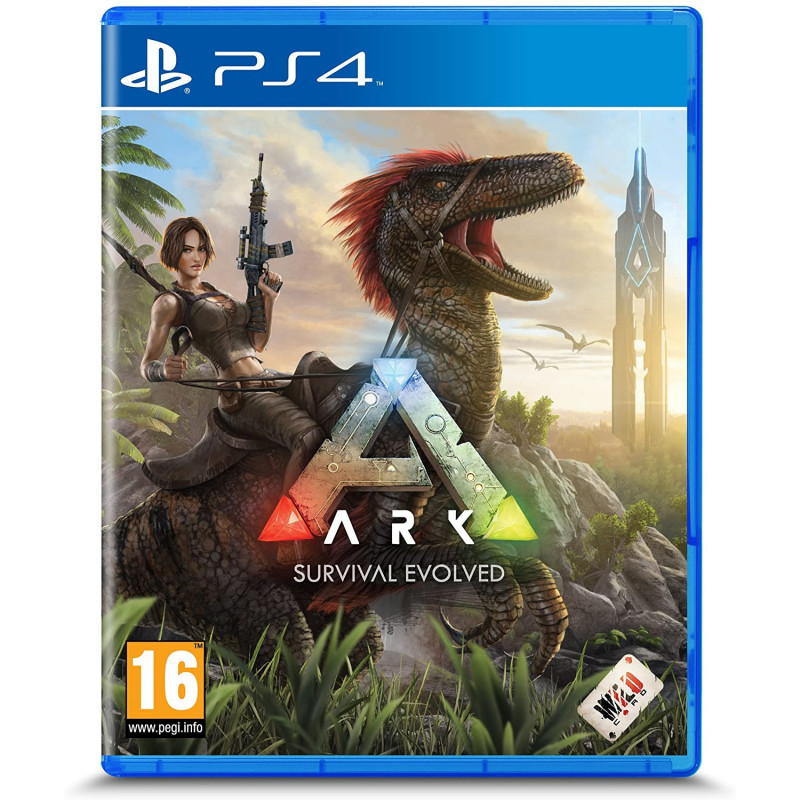 Žaidimas ARK Survival Evolved PS4  - 1