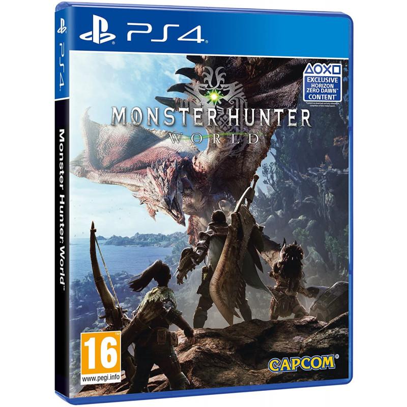 Žaidimas Monster Hunter World PS4