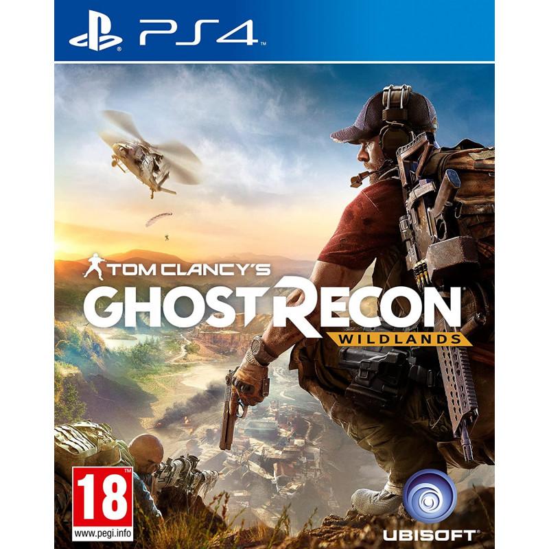 Žaidimas Tom Clancy's Ghost Recon Wildlands PS4