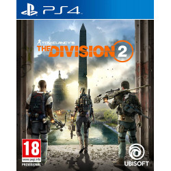 Žaidimas Tom Clancy's The Division 2 PS4 UBISOFT - 1