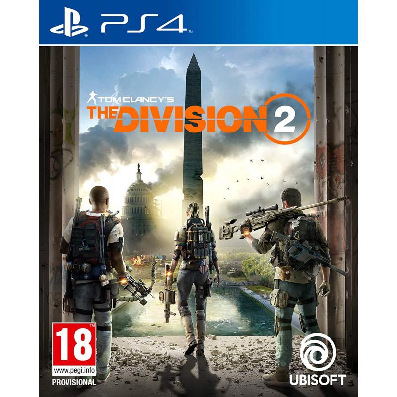 Žaidimas Tom Clancy's The Division 2 PS4 UBISOFT - 1