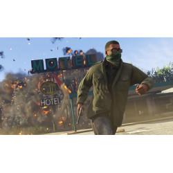 Žaidimas Grand Theft Auto V ( GTA 5 ) Premium Edition PS4 ROCKSTAR GAMES - 3