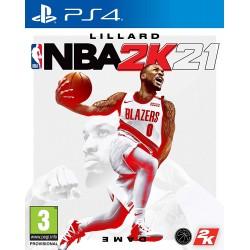 Žaidimas NBA 2K21 PS4 (išankstinis užsakymas) 2K - 1