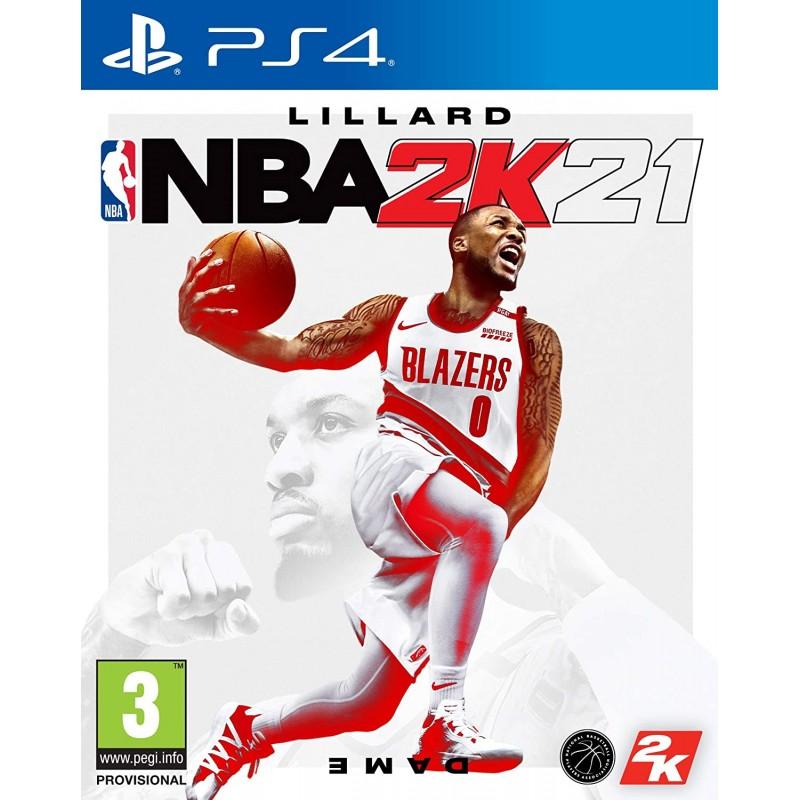 Žaidimas NBA 2K21 PS4 2K - 1