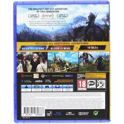 Žaidimas The Witcher 3 Game of the Year Edition PS4  - 2