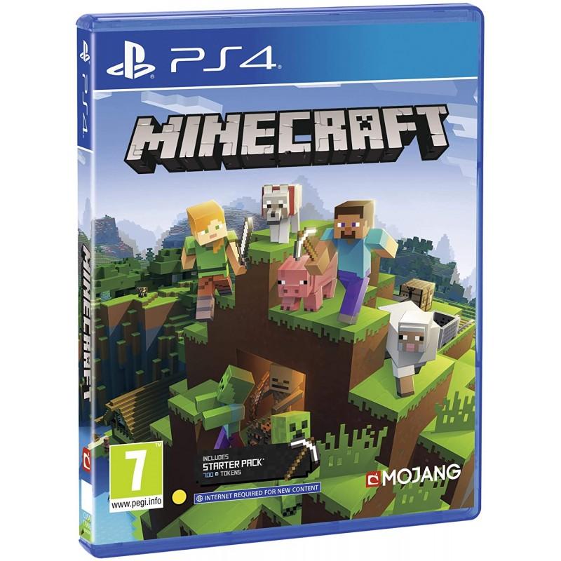 Žaidimas Minecraft - Bedrock Edition PS4  - 1