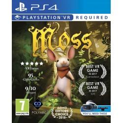 Žaidimas MOSS VR PS4  - 1