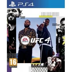 Žaidimas EA Sports UFC 4 PS4 EA - 1