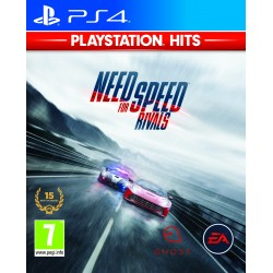 Žaidimas Need for Speed Rivals PS4 EA - 1