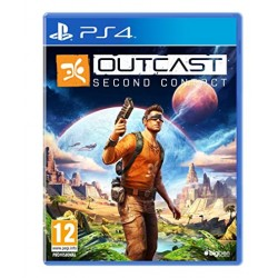 Žaidimas Outcast: Second Contact PS4  - 1