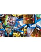 Sportas, žaidimas, žaidimai, PS4, futbolas, krepšinis, NBA, Fifa, PES, boksas, imtynės, sporto
